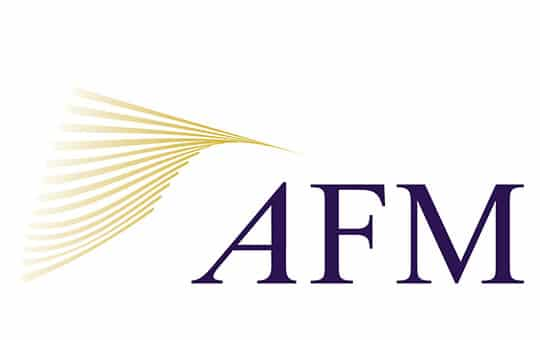 Logo AFM Finance Dutchwebshark